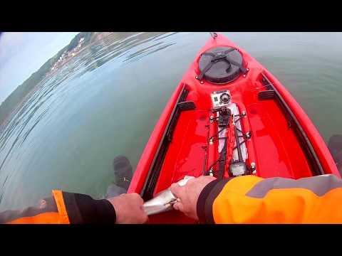 Day Two Runswick Bay Weekend Kayak Fishing In The North Sea