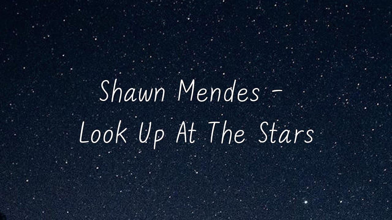 Shawn Mendes - Look Up At The Stars 한글/가사/해석/자막
