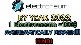 Electroneum Price Prediction ($100 By 2022)
