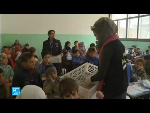الأمم المتحدة تتمكن من الدخول إلى مناطق محاصرة في سوريا  - 17:22-2018 / 1 / 12