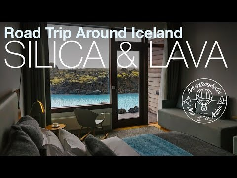 INSIDE SILICA HOTEL & LAVA RESTAURANT at the Blue Lagoon | Iceland Road Trip | S1:E9