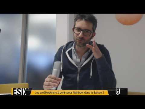 Interview Alexandre Remy - Ubisoft Montreal Rainbow Six Siege