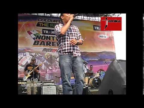 Lagu Cinta — JAMICA BAND Live Performance : TRANS 7 Nobar MotoGP at Carrefour Ciputat 2014 - YouTube