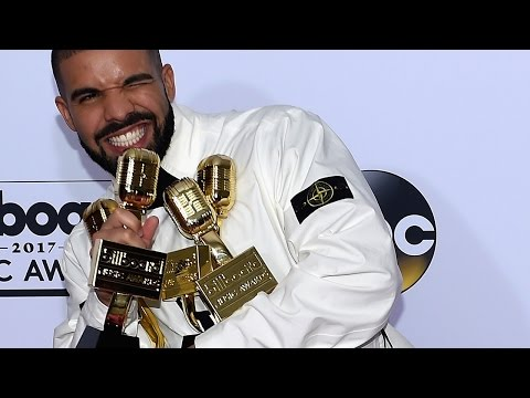 Drake Shatters Adele's Record of Most Awards Won