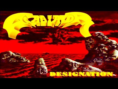 Gladiator - Designation [Full Album] 1992