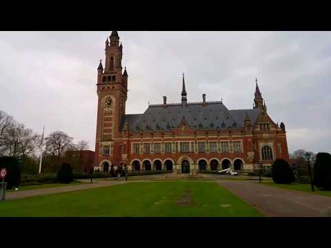 Peace Palace, The Hague (Vredespalijs, Den Haag), The Netherlands.. Short Overview