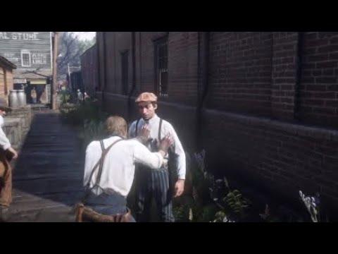 Fist Fighting Tutorial|Red Dead Redemption 2