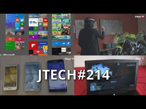 JTech 214 : Annonces Microsoft, Galaxy A, PC portable de gamer