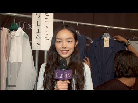 Fei Fei Sun 孫菲菲: Top Fashion Week Model at Lacoste Fashion show