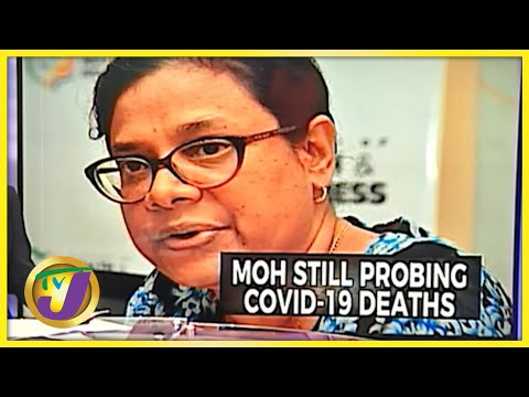 Jamaica's MOH Still Probing Covid-19 Deaths   TVJ News - Sept 10 2021
