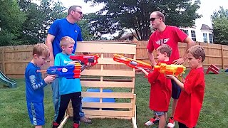 American Nerf Warrior: Twin Toys vs. TFG