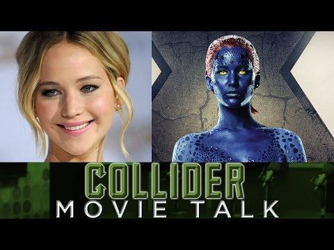 Collider Movie Talk - Jennifer Lawrence Talks About Potential Return To X-Men Franchise