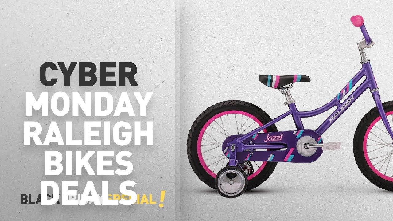 Top Cyber Monday Raleigh Bikes Raleigh Bikes Girls Jazzi 16 Bike