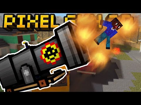 BIG BUDDY IS SUPER OP!! | Pixel Gun 3D