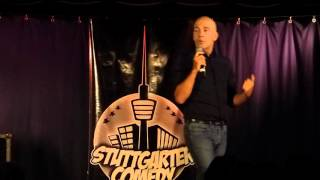Guy Landolt Stuttgarter Comedy Clash April 2016
