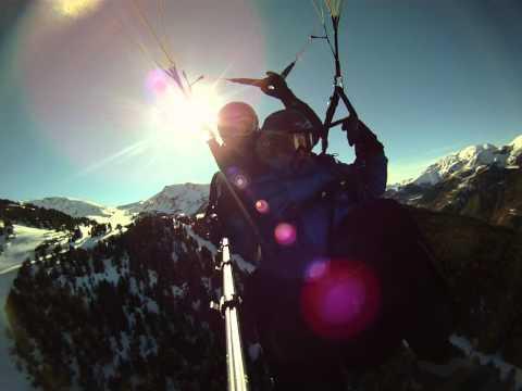 Paragliding Andorra 2011