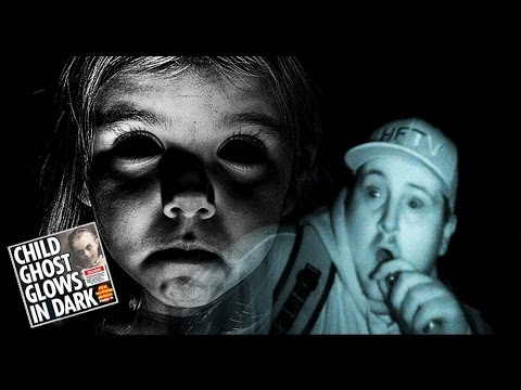 Black Eyed Children Halloween Special   Haunted Finders
