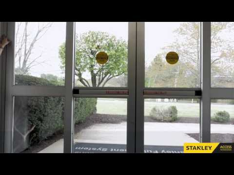 Troubleshooting STANLEY Automatic Sliding Doors