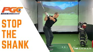 Stop The Shank - Golf Drills