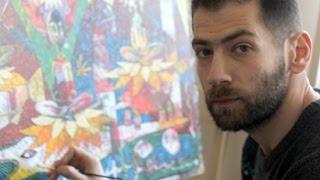 Ցանկացած ստեղծագործություն դա մենախոսություն է ինքդ քեզ հետ  Կարեն Մովսիսյանի արվեստանոցում
