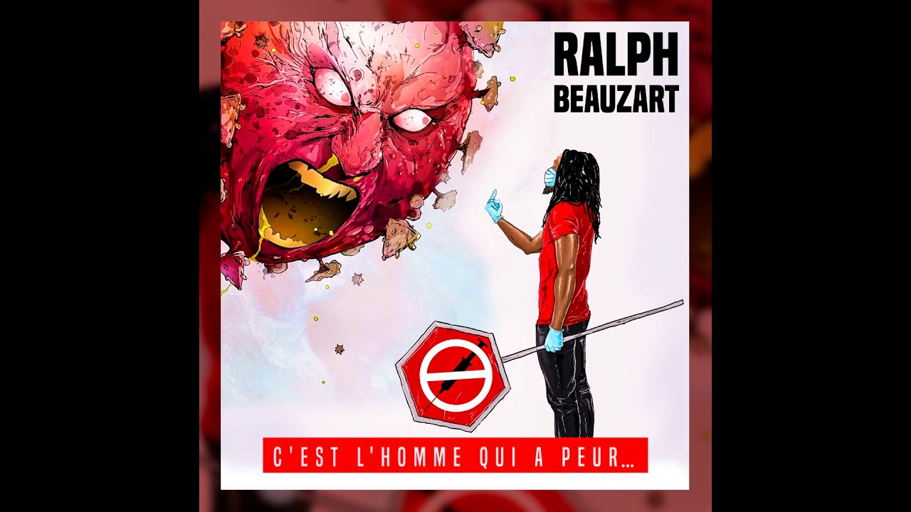 RALPH BEAUZART - C'EST L'HOMME QUI A PEUR...
