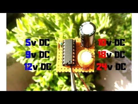 VOLTAGE DOUBLER CIRCUIT | 12V To 24V DC Converter Circuit | 5v DC To 10v DC | MakeloGy