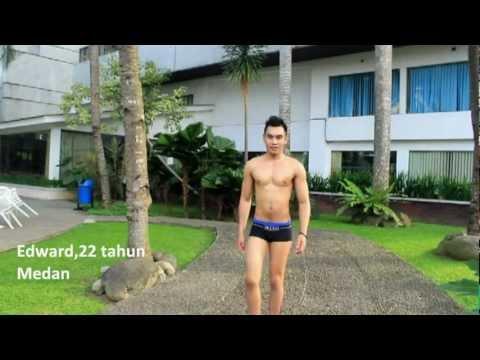 hqdefault audisi video l men of the year 2013 edward [medan] youtube,L Men Swimwear