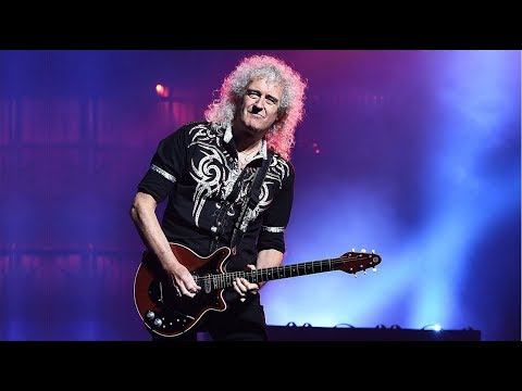 Brian May on 'Wait wait... don't tell me!