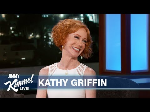 Kathy Griffin on Her ISIS Membership & Donald Trump