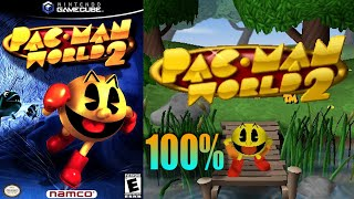 Pac-Man World 2 [22] 100% GameCube Longplay