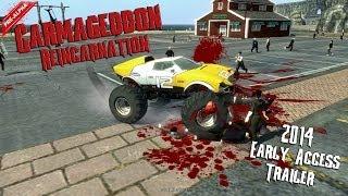 Carmageddon: Reincarnation (OFFICIAL Trailer) (1080p) HD!
