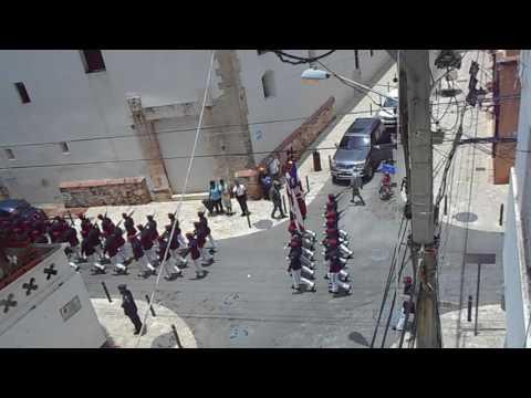 Military March In Honor Of General Antonio Imbert Barrera