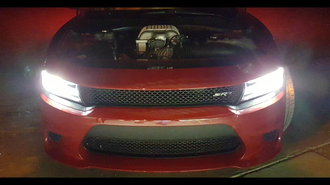 Xenon del Dodge Charger SRT8 Hellcat 2015 Mr Xenon Parte