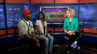 Sweet Brown is interviewed by: Linda Cavanaugh on KFOR-TV