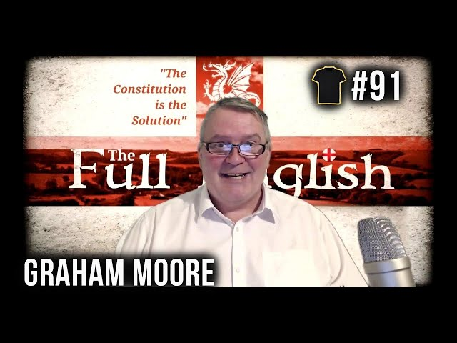 This IS England! | Q | Graham Moore AKA Daddy Dragon | The English Constitution | Podcast