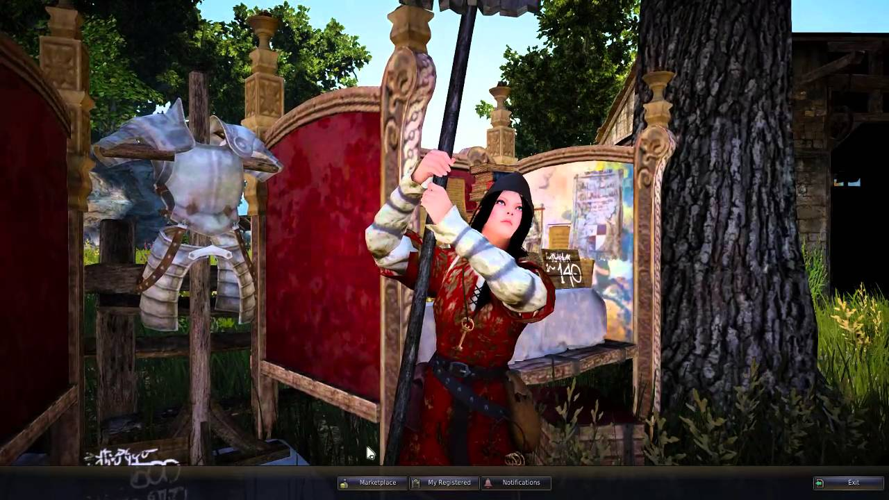 A More Comprehensive Guide To the Black Desert Auction House/Market