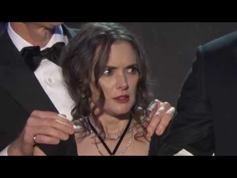 Stranger Things: Winona Ryder listens to a Steven Furtick Sermon