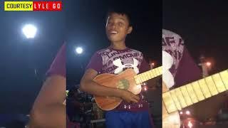 Talented Harana boy from Toledo Cebu  😂