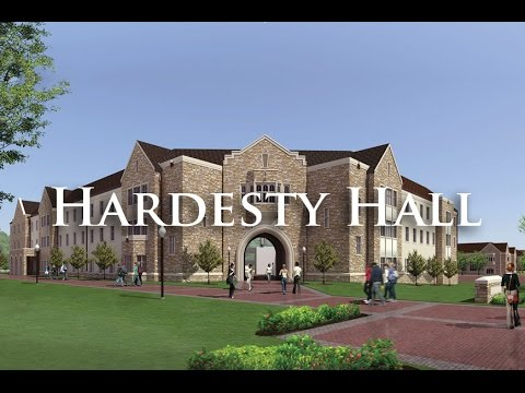 Hardesty Hall -- Residence Hall Overview