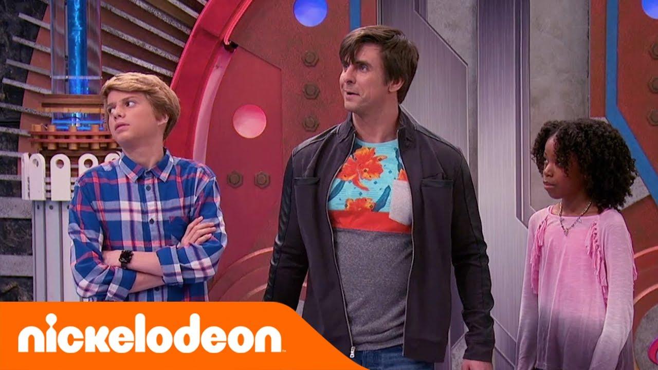 Henry Danger   La vacanza di Capitan Man   Nickelodeon ...