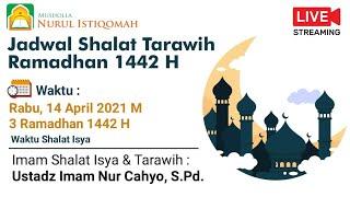 Download 3 Ramadhan 1442 H: Ustadz Imam Nur Cahyo, S.Pd.