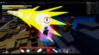 DOING AN SSJB KAIOKEN X10 FUSSION!!! (Dragon Ball Z Final Stand Roblox)