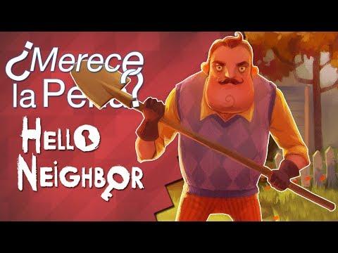 ¿Merece la pena Hello Neighbor?