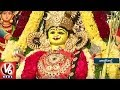 Devi Navaratri Utsavalu 5th Day | Lord Durga Appears In Lalitha Devi Avatar | V6 News