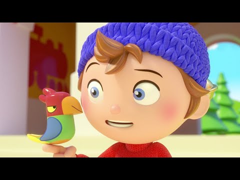 Noddy Toyland Detective | The Case Of The Pirates | Full Episodes | Cartoons For Kids | Kids Movies