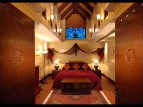 Middle Eastern Bedroom