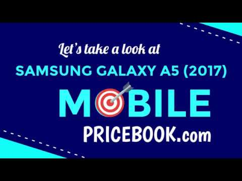 Samsung Galaxy A5 (2017) Price in Bangladesh and Review