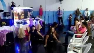 Jesus, o plano perfeito - Renascer Praise ( coreografia )