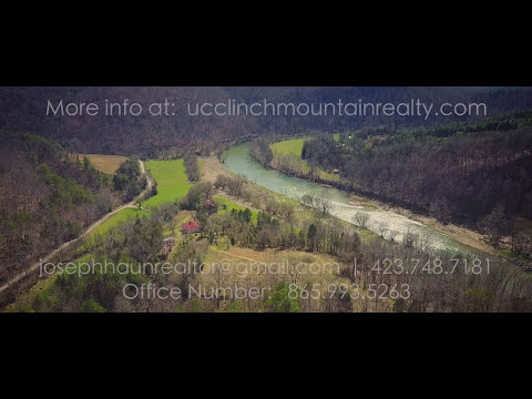 East TN Riverfront Property For Sale Hancock County TN