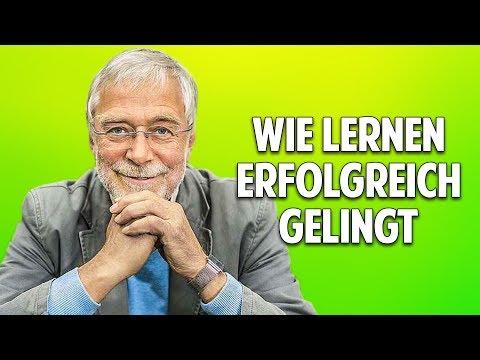 Intelligenz & Kreativität ist kein Zufall: Wie Lernen erfolgreich gelingt - Prof. Dr. Gerald Hüther